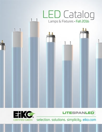 Eiko LiteSpan LED Catalogue