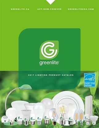 Couverture du Catalogue de produits Greenlite