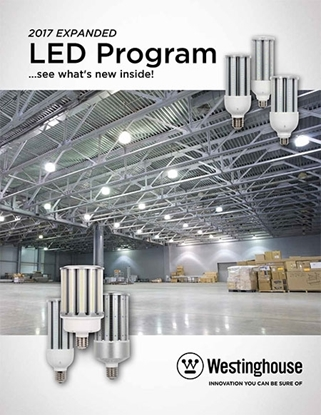 Catalogue de produits LED par Westinghouse Lighting