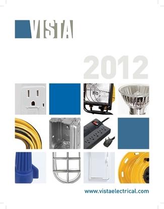 Vista Électrique Couverture du Catalogue