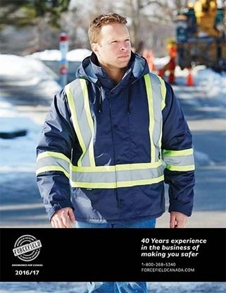 Catalogue de produits de sécurité de Forcefield Canada