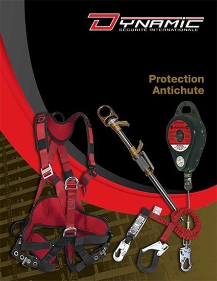 Catalgue de produits antichute par Dynamic Sécurité International DSI