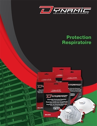 Catalogue de produits de protection respiratoire par Dynamic Sécurité International