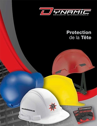 Catalogue de produits de protection de la tête par Dynamic Sécurité International