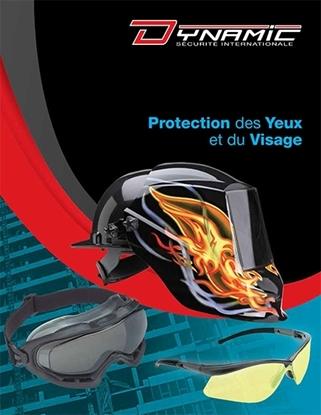 Catalogue de produits de protection des yeux et du visage par Dynamic Sécurité International