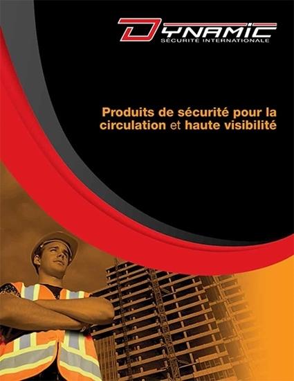 Catalogue de vêtements de circulation par Dynamic Sécurité International
