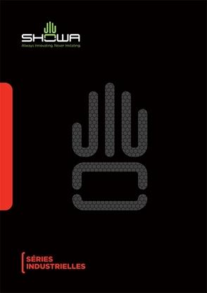 Catalogue de gants par Showa Best