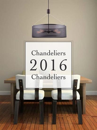 Chandeliers décoratifs 2016 de Canarm